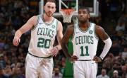 骑士队返回主页,查找第一个安排说服 Celtics